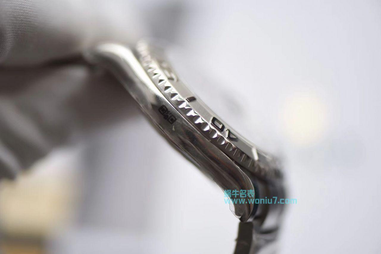 【AR一比一超A高仿手表】劳力士游艇名仕型系列116622蓝盘腕表 / R250