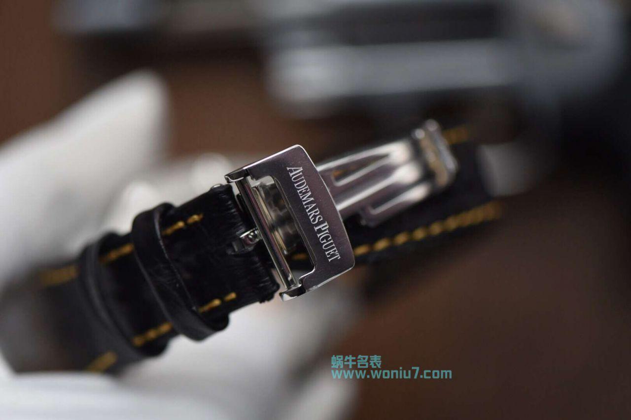 爱彼皇家橡树离岸型系列26471SR.OO.D101CR.01腕表【JF一比一超A高仿作品】 / AP151