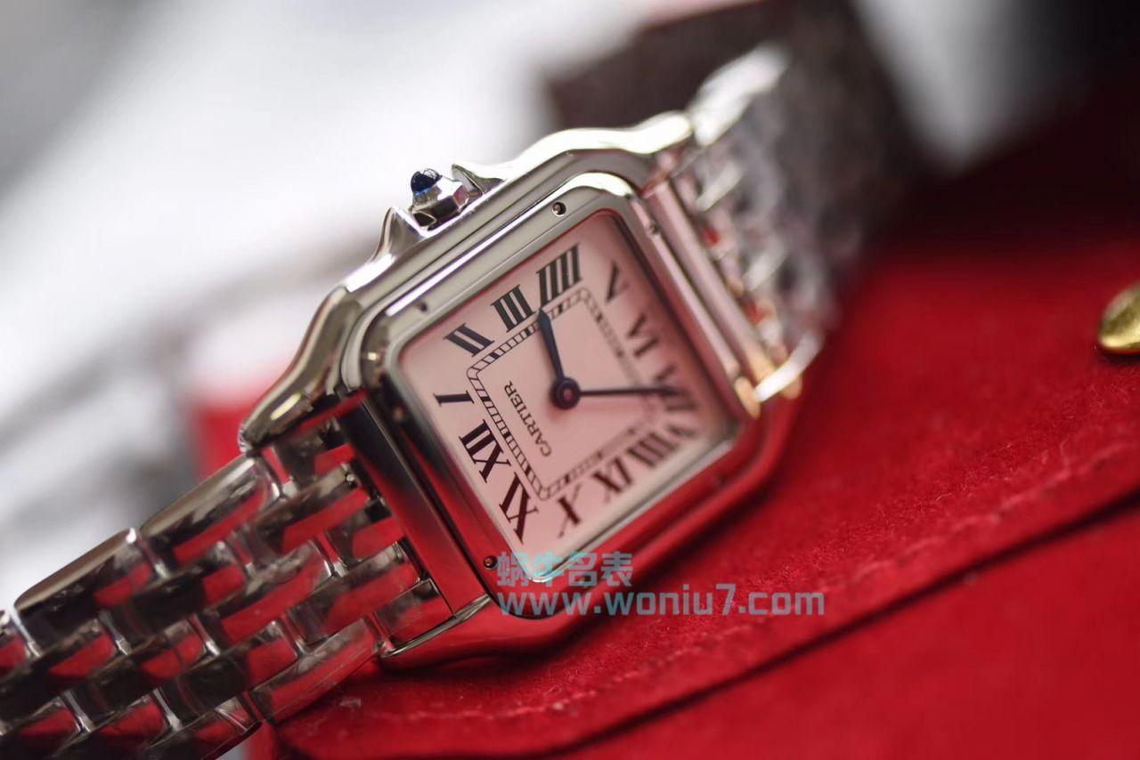 【8848F一比一超A复刻手表】卡地亚猎豹PANTHÈRE DE CARTIER系列WSPN0006、WGPN0006、WJPN0008、WJPN0015、WGPN0009腕表女装 / K179