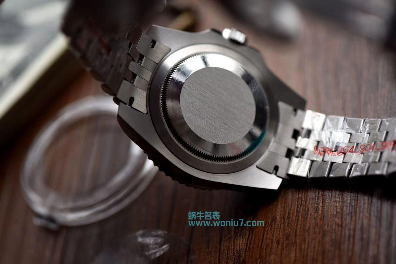 【DJ一比一超A高仿手表】劳力士格林尼治型II系列126710BLRO-0001腕表可乐圈 / R261