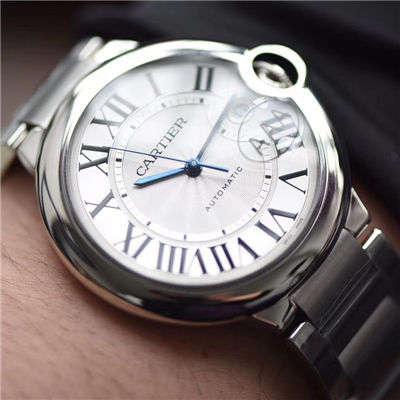 卡地亚蓝气球系列W69012Z4腕表【V6厂一比一超A复刻手表】