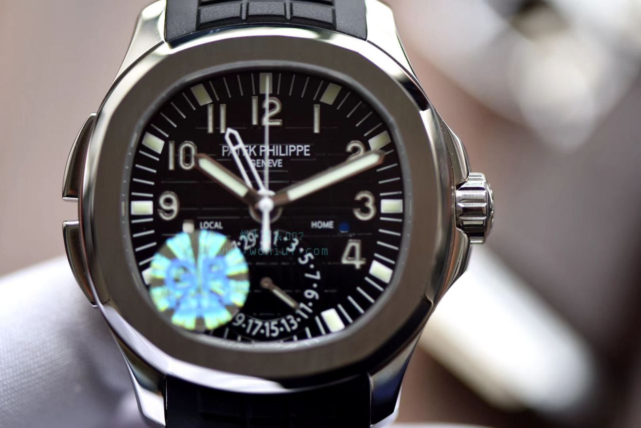 百达翡丽AQUANAUT系列5164A-001腕表【GR一比一高仿手表】 / BD229