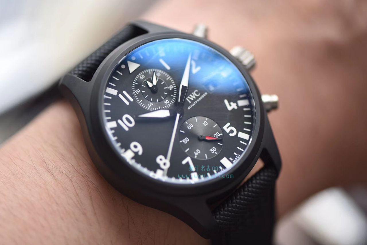 IWC万国表飞行员系列IW389001腕表【YL厂一比一超A高仿手表】 / WG176