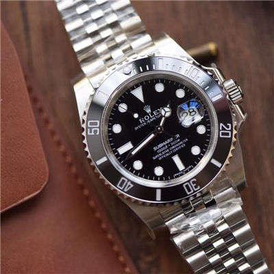 【V9厂出品,搭配五珠链】劳力士潜航者型系列116610LN-97200 黑盘腕表(黑水鬼)、116610LV-97200 绿盘腕表(绿水鬼)价格报价