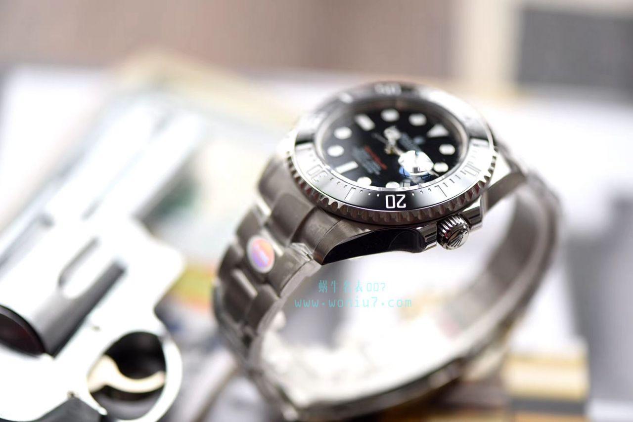 【N厂放大招~超级神器】劳力士海使型系列单红126600腕表,顶级高仿 / R269