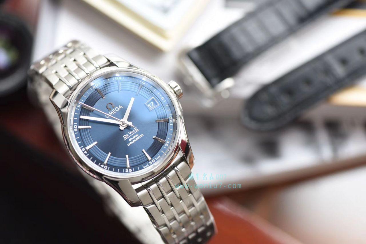 【VS厂一比一超A高仿手表】欧米茄碟飞431.33.41.21.03.001(明亮之蓝) / M378