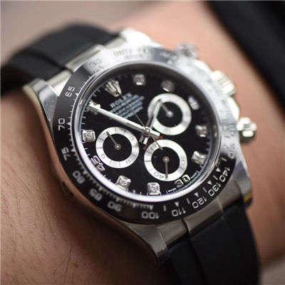劳力士宇宙计型迪通拿系列m116519ln-0022腕表【N厂1:1超A高仿手表】