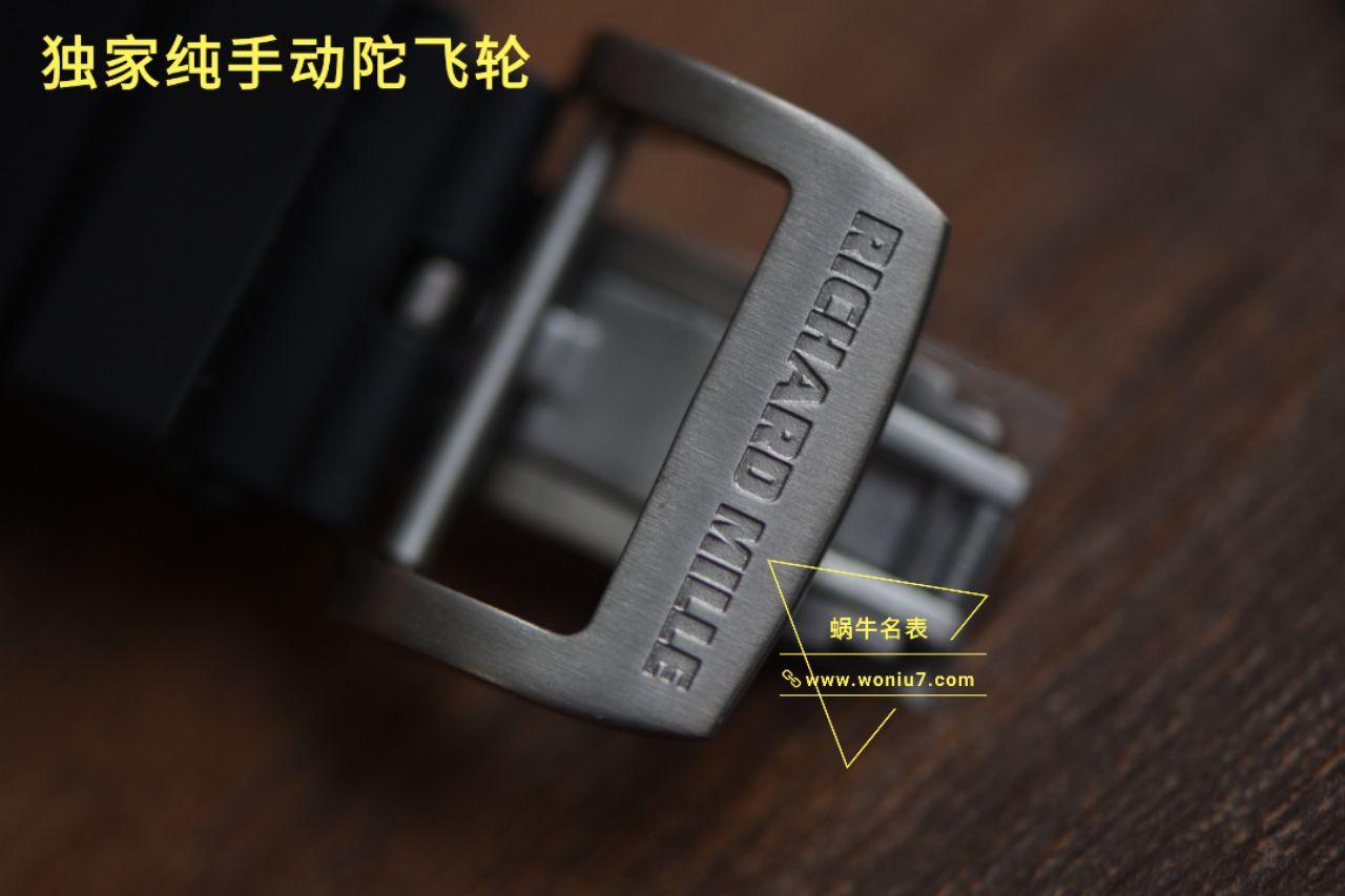 天降神器!理查德米勒2019年最劲爆的陀飞轮腕表,RM052至尊鬼王骷髅头震撼上市 / RM 052KU