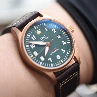 IWC万国表飞行员系列IW326802青铜腕表【XF一比一超A高仿】价格报价