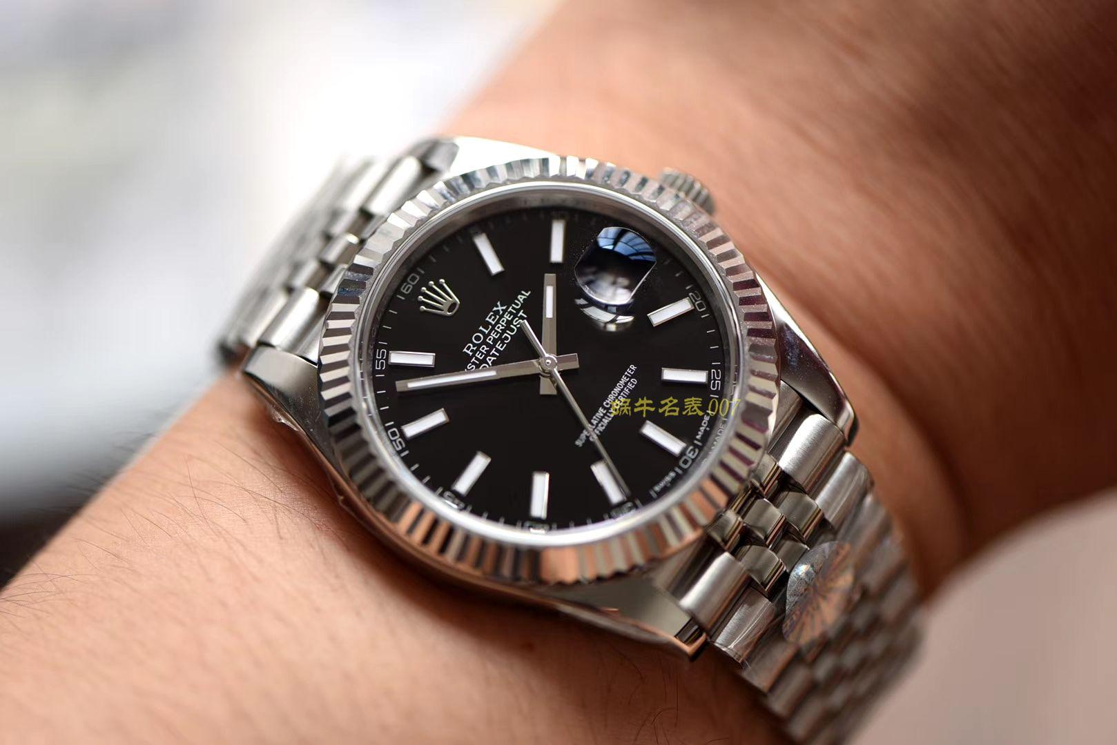【AR厂一比一超A复刻】劳力士日志型系列m126334-0014腕表、126334蚝式蓝盘腕表、m126334-0010腕表 / R263
