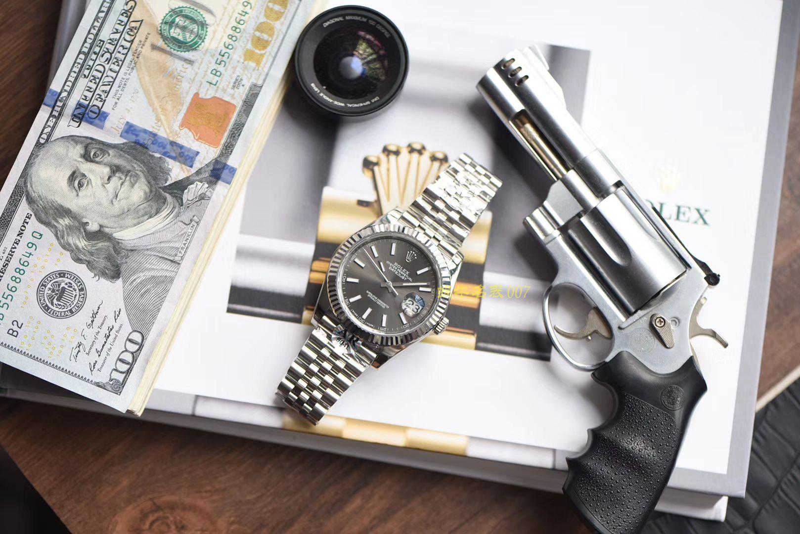 【AR一比一超A复刻】劳力士日志型系列m126334-0014腕表、126334蚝式蓝盘腕表、m126334-0010腕表 / R263