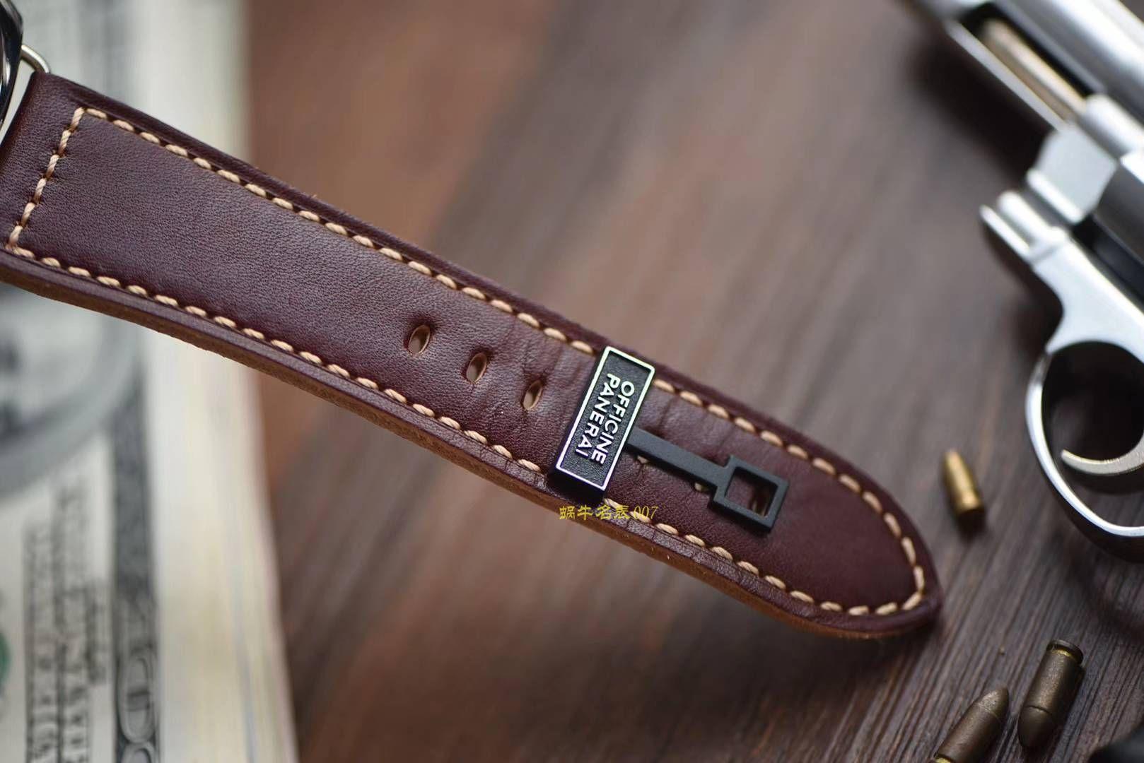 沛纳海LUMINOR系列PAM00488腕表【SF一比一顶级复刻手表】 / sfpam448