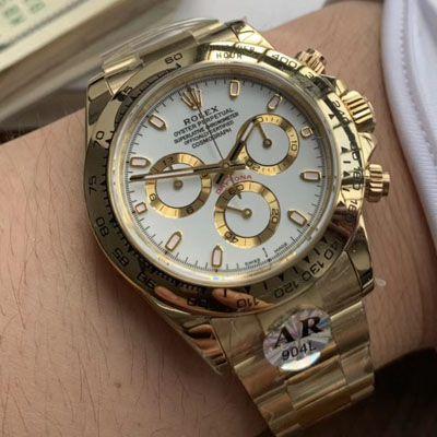劳力士宇宙计型迪通拿系列m116508-0001腕表【AR高仿劳力士手表】价格报价