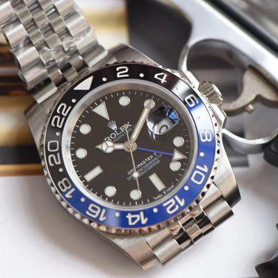 劳力士格林尼治型II系列m126710blnr-0002(五珠链),116710BLNR-78200可乐圈腕表(DJ一比一超A高仿手表)价格报价