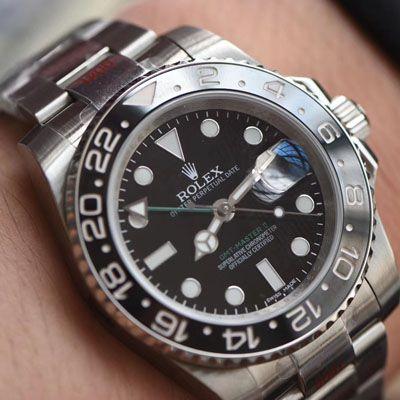 劳力士格林尼治型II系列116710LN-78200腕表(绿针)【DJ一比一复刻手表】