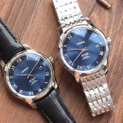 欧米茄碟飞系列433.10.41.21.03.001,433.13.41.21.03.001(皮带)腕表【VS一比一高仿手表】价格报价
