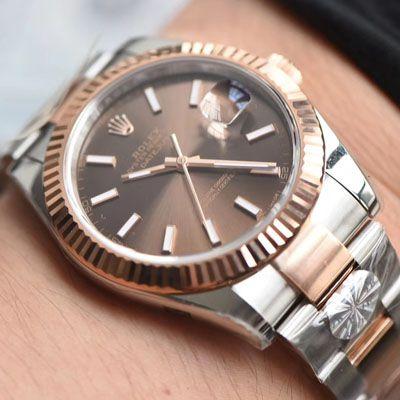 劳力士日志型系列m126331-0001腕表【AR一比一超A高仿手表】价格报价