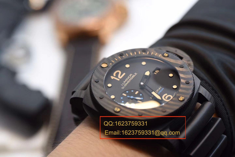 沛纳海LUMINOR 1950系列PAM00616【市场顶级版本!VS厂超A高仿手表 616 P9000 自主研发升级版V2 机芯 全新来袭!】 / VS00616