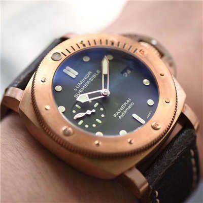 沛纳海特别版腕表系列PAM 00382腕表【VS一比一超A高仿】VS沛纳海 Pam382 升级V2版本青铜战士史泰龙电影同款