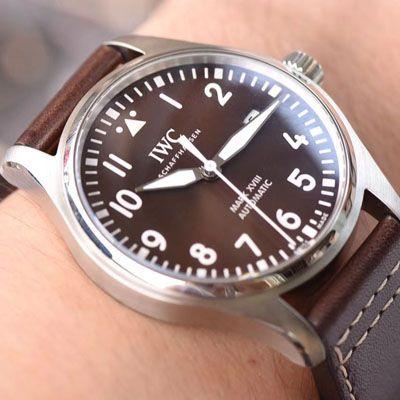 IWC万国表飞行员马克十八系列IW327003腕表【V7一比一超A高仿手表】价格报价