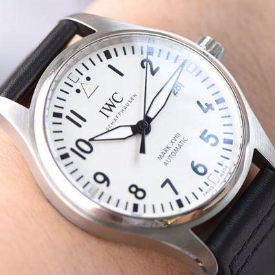 IWC万国表飞行员马克十八系列IW327002腕表【V7一比一超A精仿手表】价格报价