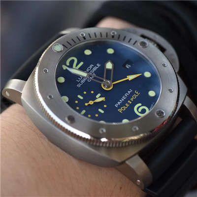 视频评测沛纳海特别版腕表系列PAM00719腕表【VS厂V2最高版本超A高仿手表】价格报价