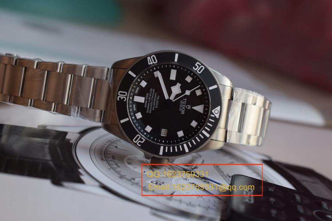 帝舵PELAGOS系列25500TN 钛金属表带腕表【XF一比一复刻黑钛土豆黑色战斧V3版本】 / DT007AMM