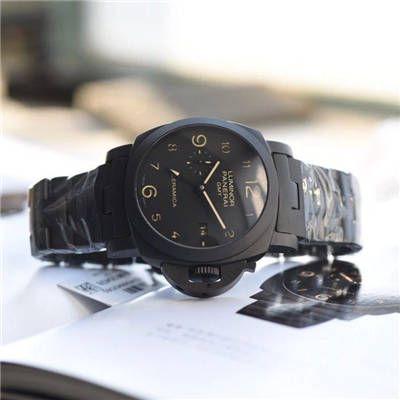 视频评测沛纳海LUMINOR 1950系列PAM00438腕表一比一复刻【VS出品沛纳海PAM00438手表V2版本】价格报价