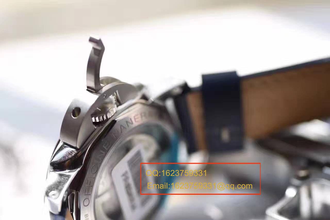 视频评测沛纳海LUMINOR 1950系列PAM00688腕表一比一超A精仿【V2版本⭕VS新作pam00688(亚洲size 42mm)】 / VSPAM00688MM