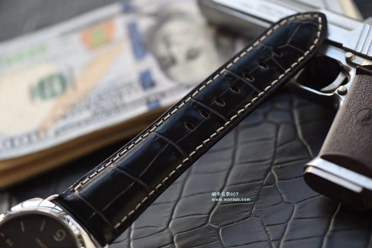 视频评测Panerai沛纳海RADIOMIR系列PAM00388腕表一比一精手表【VS厂出品V2版本PAM388】 / VS00388MM