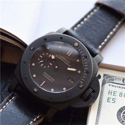 视频评测沛纳海特别版腕表系列PAM 00508腕表【VS一比一顶级复刻手表】VS 508 V2 升级版
