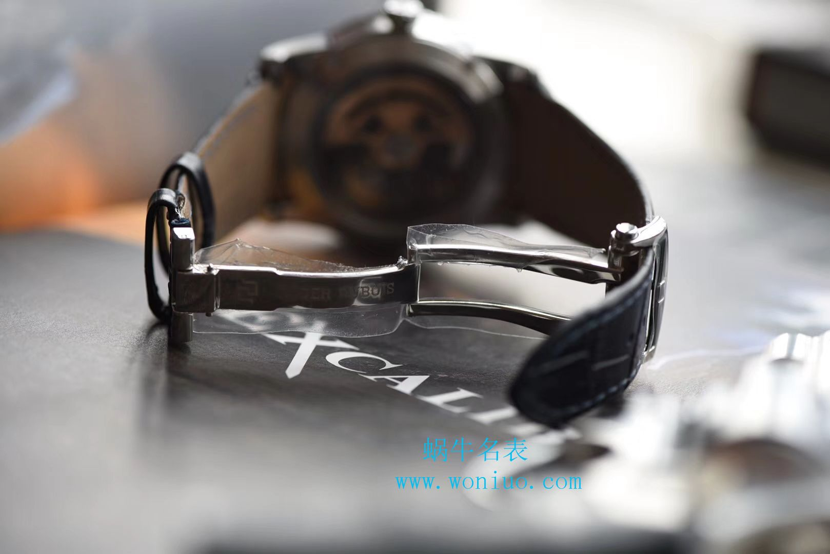 视频评测ROGER DUBUIS罗杰杜彼EXCALIBUR(王者系列)系列DBEX0535腕表【RD一比一高仿手表】 / LJ008MM