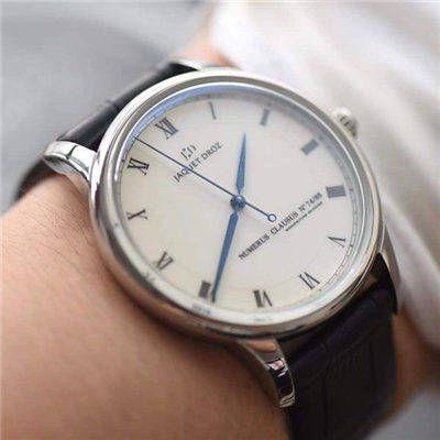 视频评测雅克德罗星辰系列J0022030202腕表一比一高仿手表【️FK工厂年中巨献 雅克德罗星辰系列J0022030202】