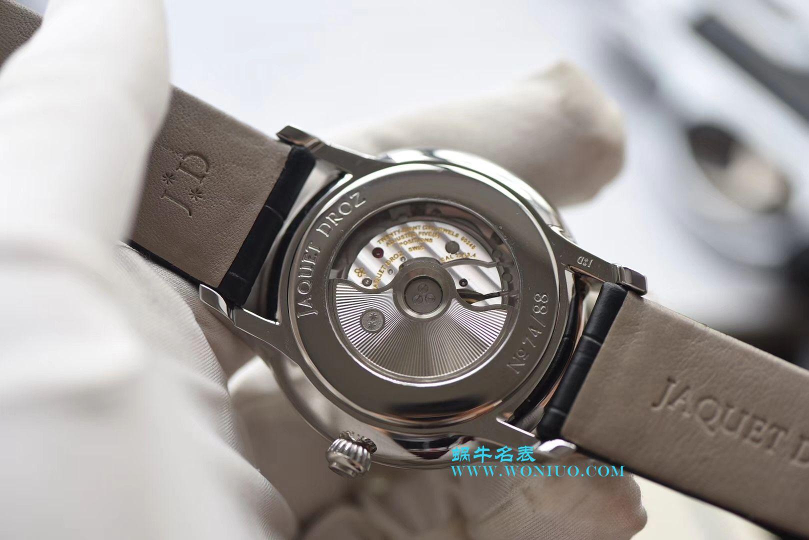 视频评测雅克德罗星辰系列J0022030202腕表一比一高仿手表【️FK工厂 年中巨献 雅克德罗星辰系列J0022030202】 / YK020MM