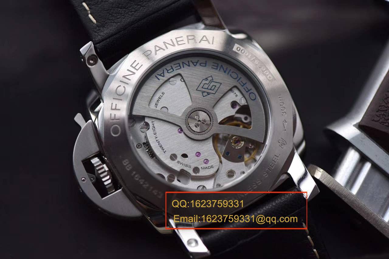 沛纳海LUMINOR 1950系列PAM00499【VS厂一比一复刻最高版本沛纳海大白~PAM499】 / VSPAM00499