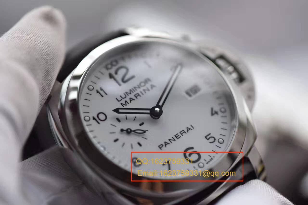 沛纳海LUMINOR 1950系列PAM00499【VS一比一复刻最高版本沛纳海大白~PAM499】 / VSPAM00499