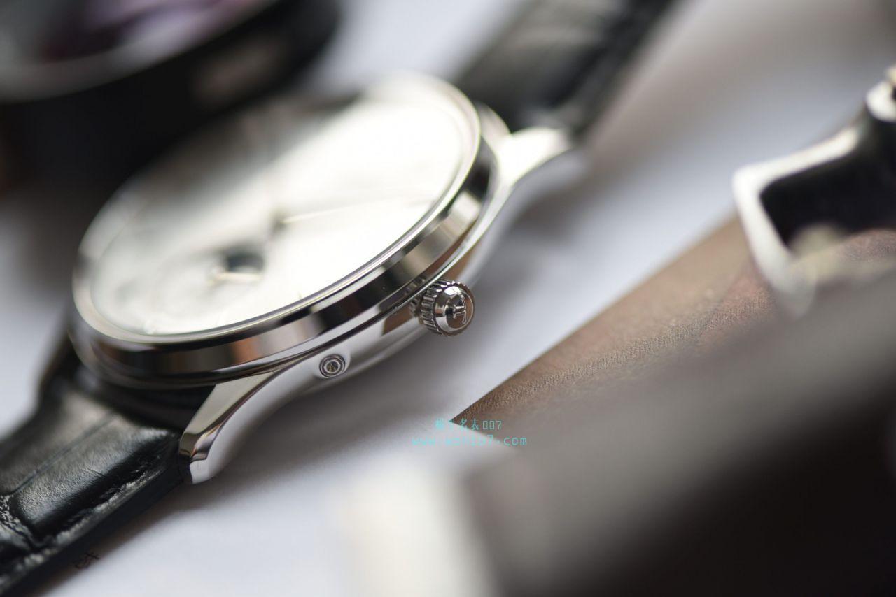 视频评测积家大师系列1368420腕表一比一高仿手表【ZF新品,积家月相大师系列】 / JJ123MM