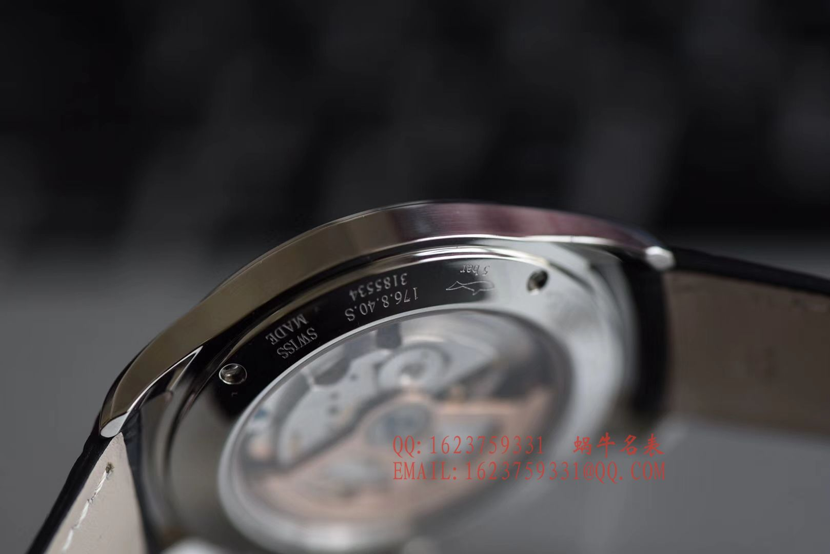 视频评测积家大师系列1548420,1542520,1548470三色腕表【ZF一比一高仿新品积家大师系列Q1548420】 / JJBB55MM