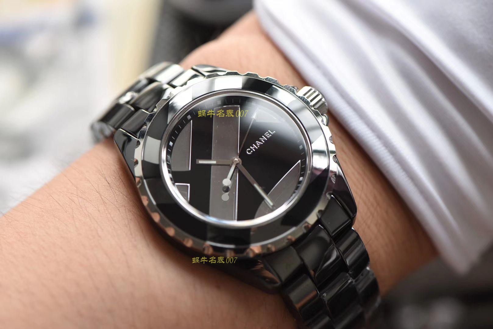 香奈儿J12系列H5582腕表【KOR一比一超A高仿手表】 / X50