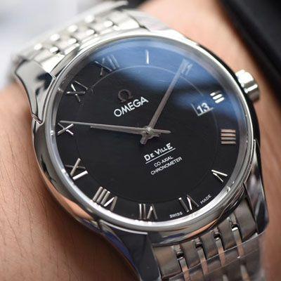 欧米茄碟飞系列431.10.41.21.01.001腕表一比一高仿手表【VS 新品 :蝶飞经典黑 搭载同轴8500机芯上市!】价格报价