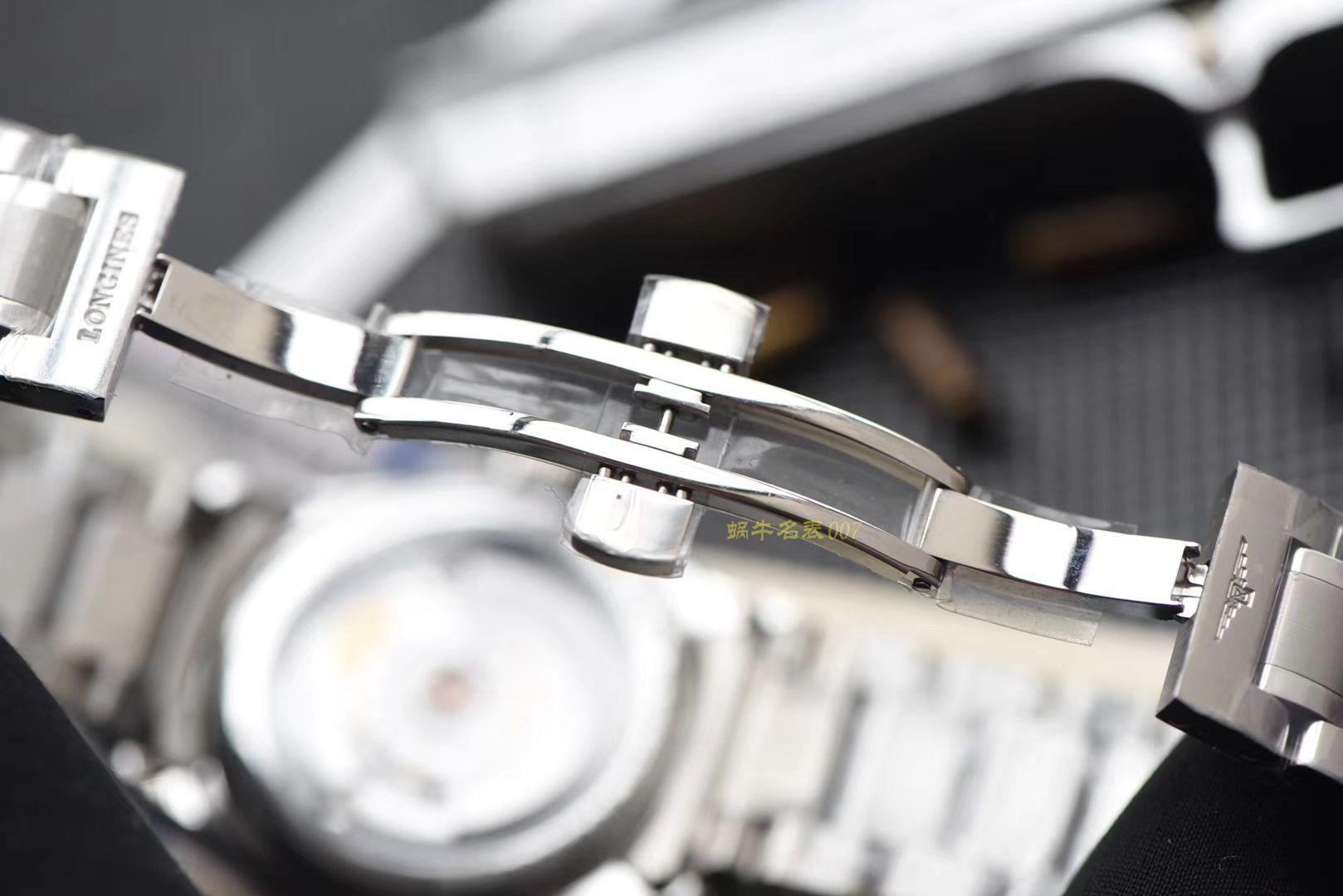 视频评测浪琴制表传统系列L2.910.4.77.6腕表【LG一比一超A高仿浪琴名匠手表】 / L107