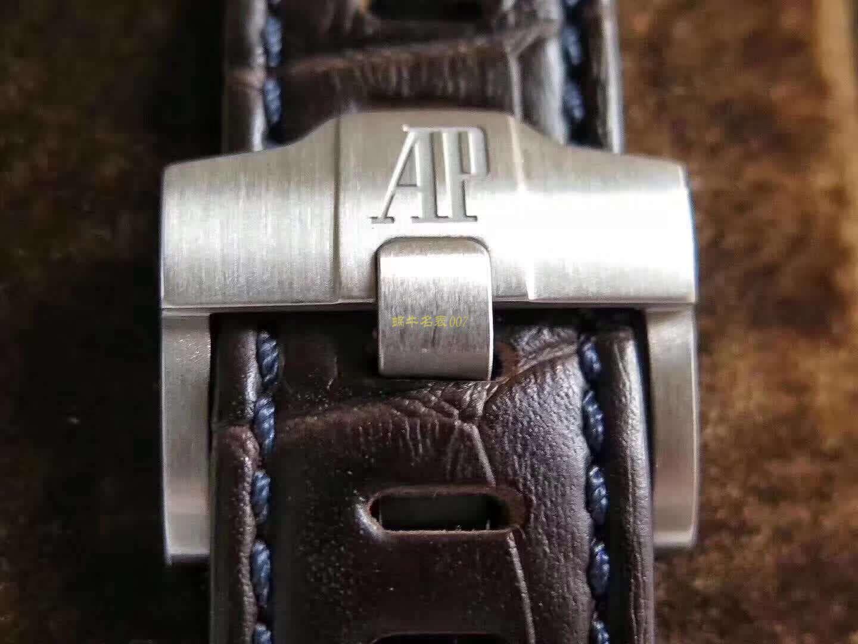 """爱彼皇家橡树离岸型系列26470ST.OO.A099CR.01腕表【JF一比一精仿手表】JF A.P2018""""12H计时系列新品"""" / AP160"""