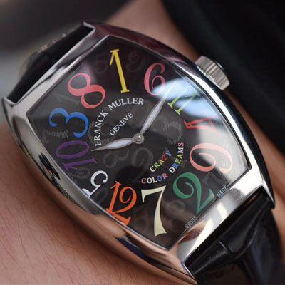 Franck Muller法穆兰(法兰克穆勒)CRAZY HOURS 系列8880 CH腕表价格报价