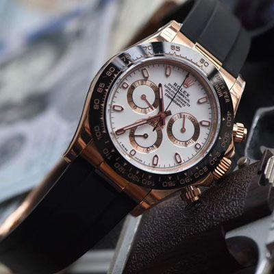 【视频评测N厂超级胶带款4130迪通拿】一比一复刻Rolex劳力士宇宙计型迪通拿系列M116515ln-0019腕表价格报价