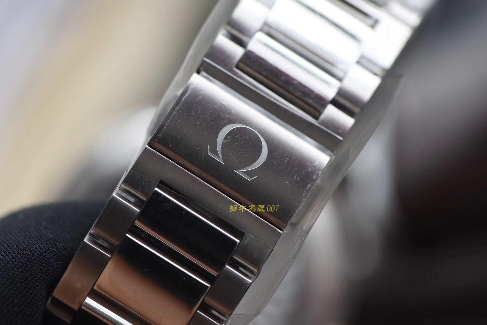 欧米茄海马系列220.22.41.21.02.001腕表【XF新品❗海马150M柚木纹面一比一超A精仿】 / M366