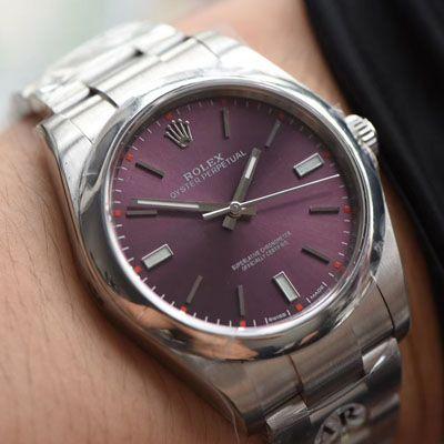 劳力士蚝式恒动系列m114300-0002腕表【AR一比一克隆】价格报价
