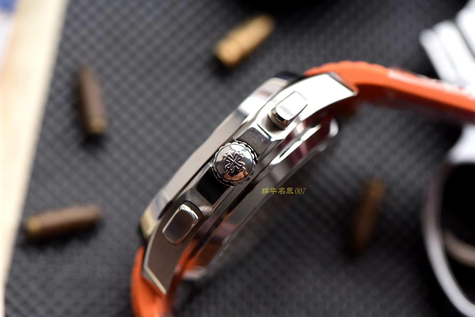 百达翡丽AQUANAUT系列5968A-001计时腕表【YL一比一超A精仿】 / BD238