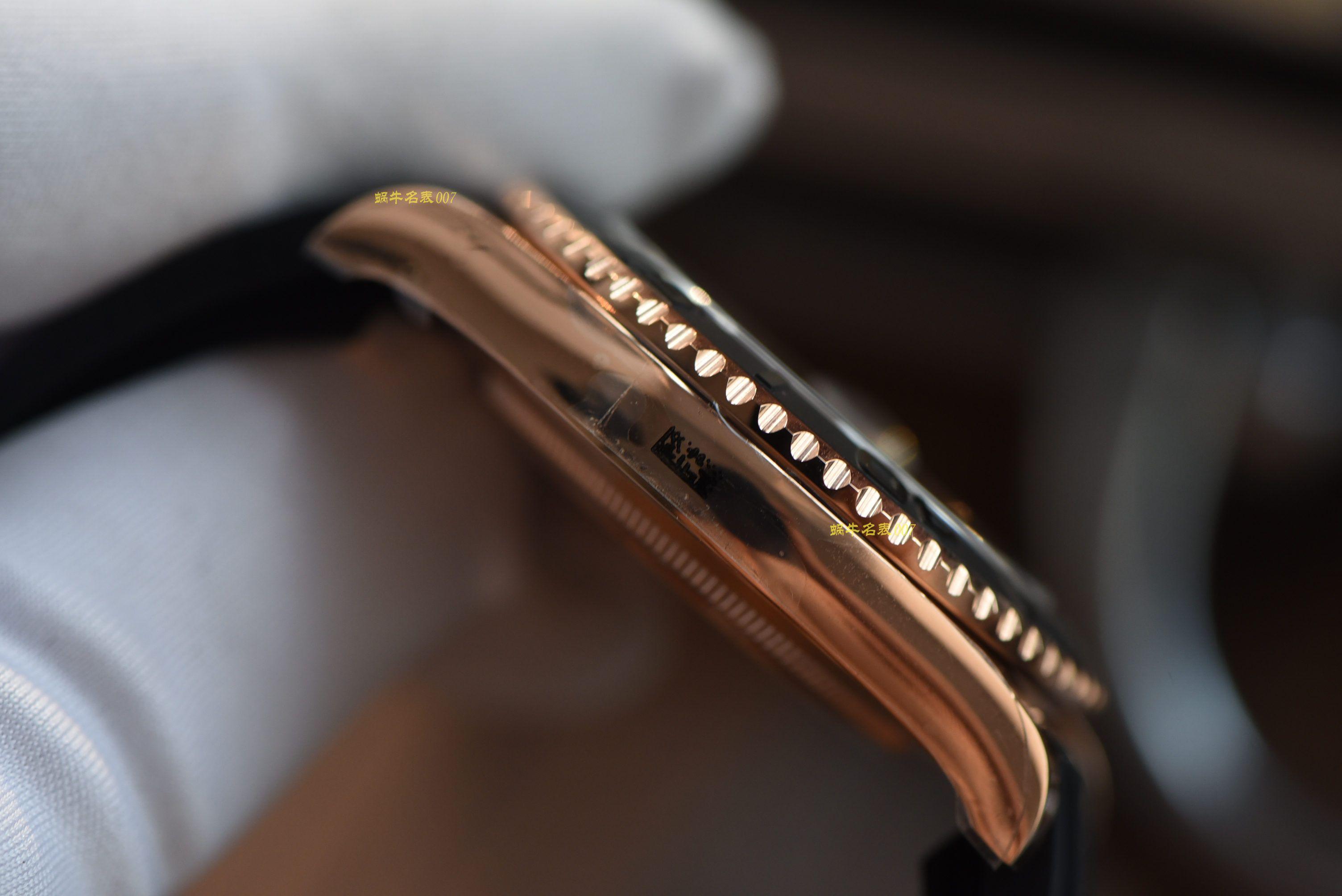 【视频评测】AR厂劳力士游艇名仕型系列116655-Oysterflex bracelet腕表(AR厂一比一高仿劳力士金游艇) / R312