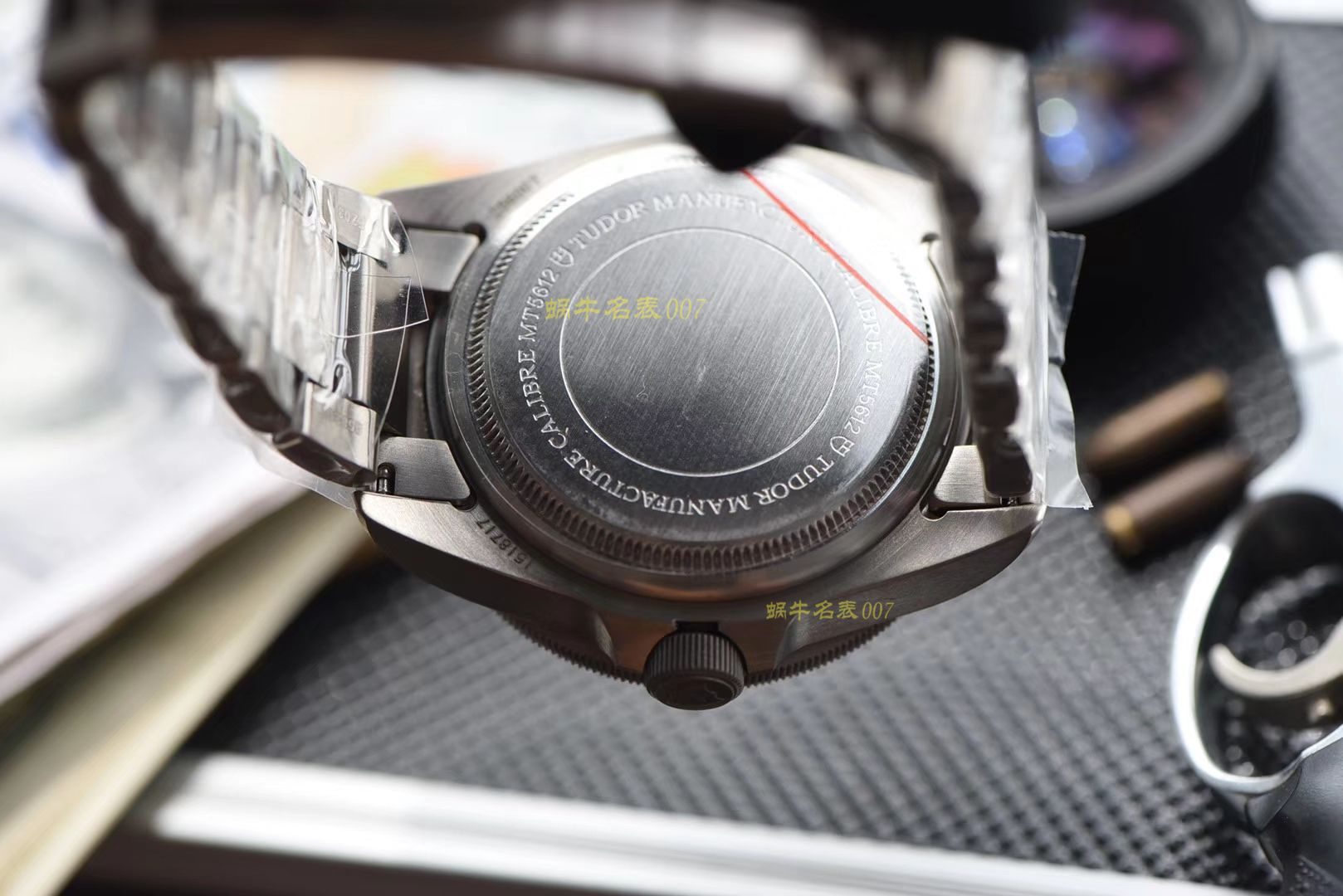 【XF厂最新~终极版帝舵蓝土豆】帝舵PELAGOS系列25600TB腕表 / DT036
