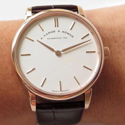 【SV一比一超A高仿手表】朗格SAXONIA系列211.033腕表(多色表盘可选)价格报价